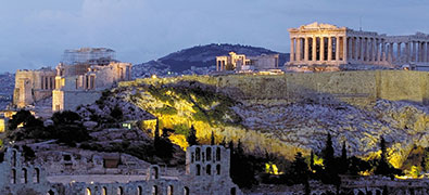 Athens visitors simply can't get around the Acropolis - it is ever-present