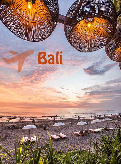 Bali, the name alone awakens wanderlust and creates exotic images in people's heads