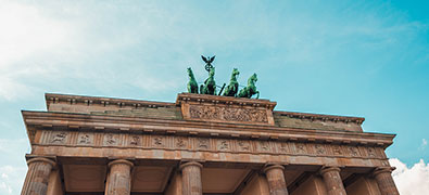Berlin, capital of the Federal Republic of Germany, is a very popular cultural city.