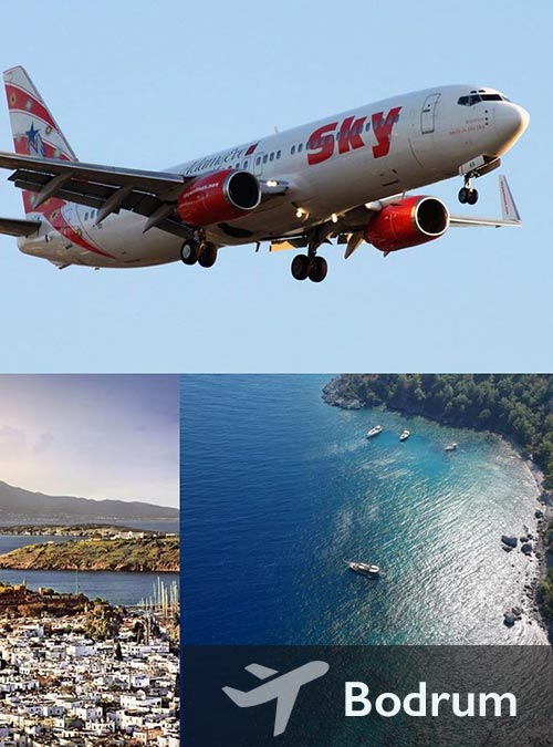 Make the most of your next trip, discover Bodrum a Mediterranean dream