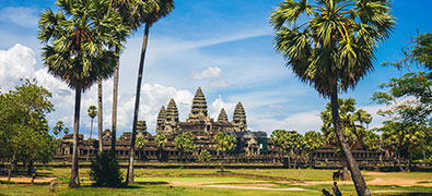 Cambodia is located in the heart mainland of Southeast Asia