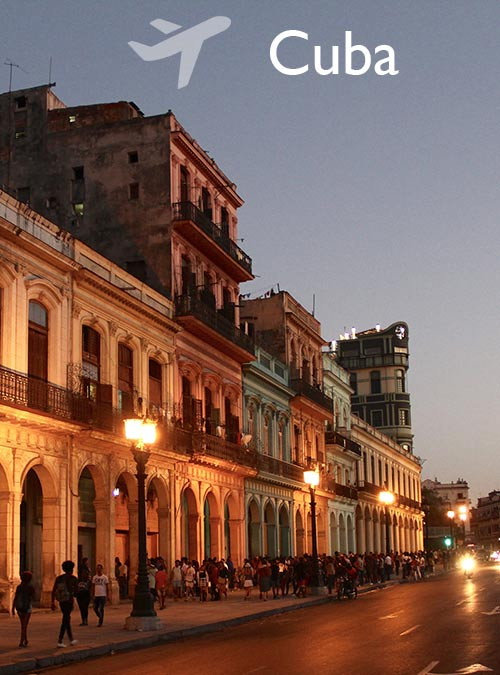Cuba is culture, nature, history, magic and traditions.