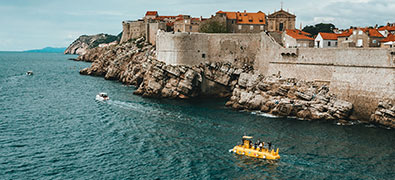 Hidden away in the southernmost part of Croatia lies Dubrovnik - an invaluable pearl.