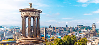 Edinburgh is not only a capital city, but also the world's leading city of festivals