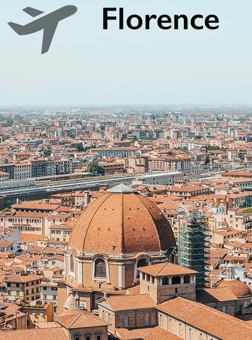 Florence is the capital of the Italian region of Tuscany.