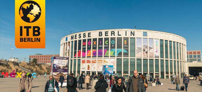 Search and book a flight to ITB Berlin, the international tourism exchange and largest travel fair in the world.