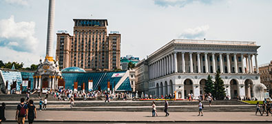 Kiev scores with many museums and wellness offers per tourist