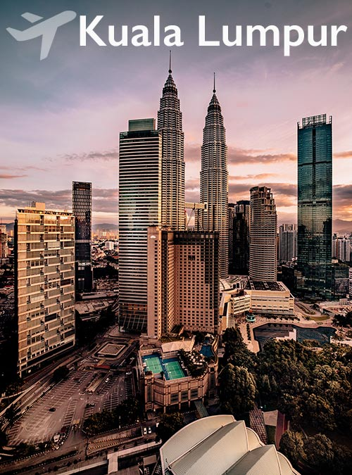 The most popular and iconic attractions in Kuala Lumpur have come to define the city as a tourist destination