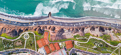 Lima the underestimated metropolis of Peru and second largest desert city of the world