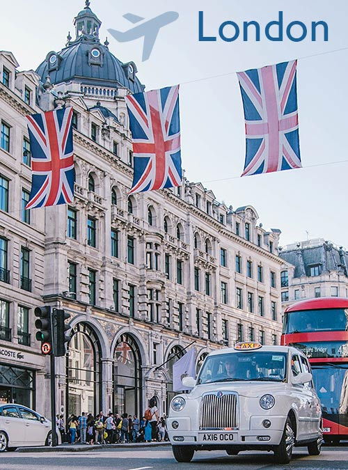 London is one of the most popular destinations in the world.