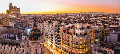 Madrid is the capital of Spain and a cosmopolitan city with modern infrastructures.