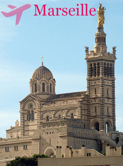 Marseille is a very interesting and worth seeing city.