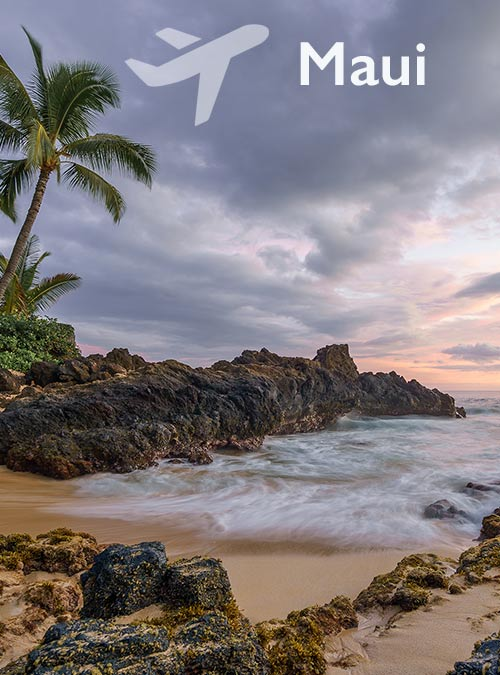 Maui is probably the most beautiful of all Hawaii islands