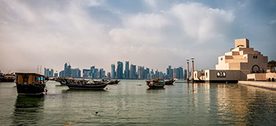 Qatar (Qatar) is a country that never welcomes travellers as strangers, but as future friends.