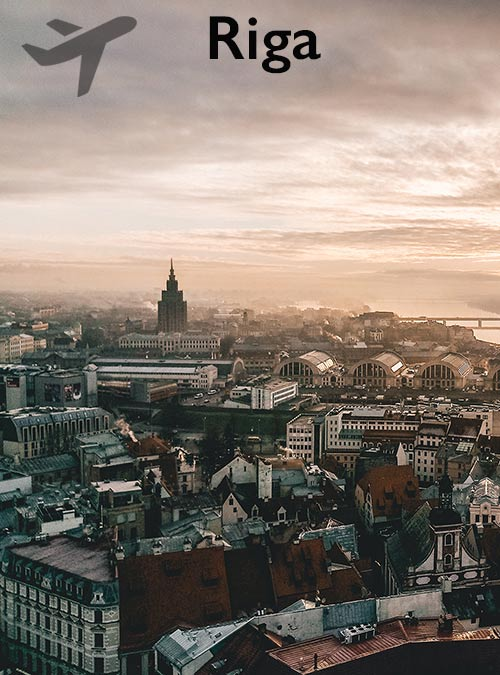 Riga is not only interesting from a cultural-historical point of view, but today presents itself as a modern European city.