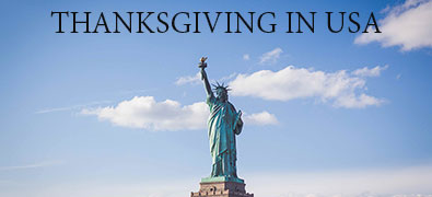 ALL ABOUT THANKSGIVING IN THE USA