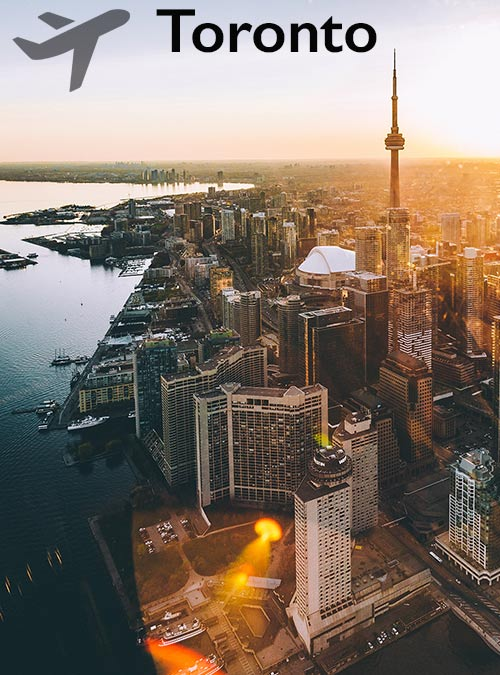 Toronto has a lot to offer at any time of the year.