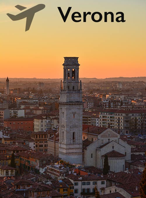 Verona is a city in the northern Italian region of Veneto with a medieval old town.