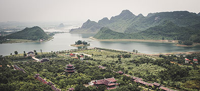 Vietnam is a country in Southeast Asia with common borders with Laos, Cambodia and China.